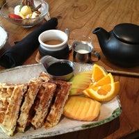 Photo taken at Samovar Tea Lounge by Christine K. on 5/28/2013
