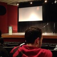 Photo taken at Hillwood Commons - LIU Post by Ipshita K. on 2/25/2014