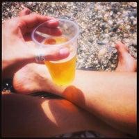 Photo taken at Playa De Benalnatura by Antonio R. on 7/2/2013