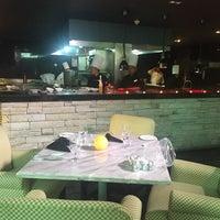 Photo taken at mb Restaurant by Manu N. on 2/26/2016