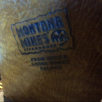 Photo taken at Montana Mikes Steakhouse by RodddZill▲ . on 10/24/2012