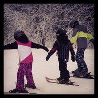 Photo taken at Belleayre Mountain Ski Center by Aileen A. on 3/2/2013