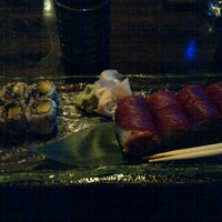 Photo taken at Sapporo Sushi by Christoph on 3/22/2014