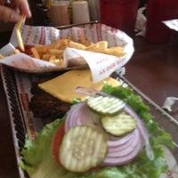 Photo taken at Smashburger by Davyan R. on 4/23/2012