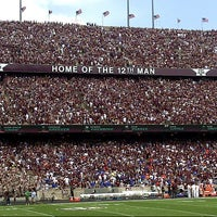 Photo taken at Kyle Field by Marissa Z. on 9/9/2012