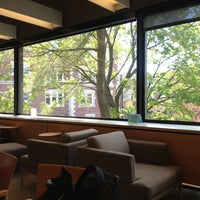 Photo taken at Gutman Library (HGSE) by Yili L. on 5/5/2013