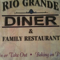 Photo taken at Rio Grande Diner by Rob E. on 11/25/2012