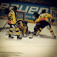 Photo taken at Eissporthalle Frankfurt by ak_74 on 3/17/2013