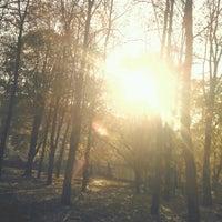Photo taken at Октябрь by Сергей Л. on 10/21/2012
