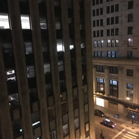 Photo taken at Central Loop Hotel by Teoman C. on 6/3/2016