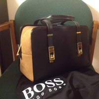 Photo taken at BOSS Store by Gruen A. on 10/11/2013