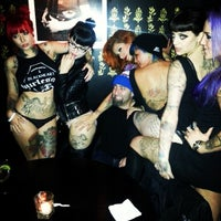 Photo taken at Lit Lounge by Todd W. on 11/20/2013