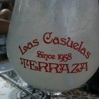 Photo taken at Las Casuelas Terraza by Paul E. on 5/30/2013