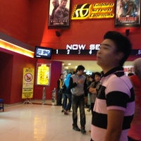 Photo taken at Golden Screen Cinemas (GSC) by Alvarez C. on 4/26/2013