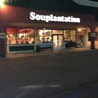 Photo taken at Souplantation by Anastasia C. on 5/14/2013