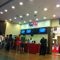 Foto tirada no(a) PlayArte Cinemas por Priscila S. em 2/23/2013