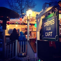 Photo taken at Crepes a la Cart by Brenton N. on 12/24/2012