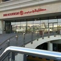 Photo taken at Jarir Bookstore by Abu M. on 1/22/2013