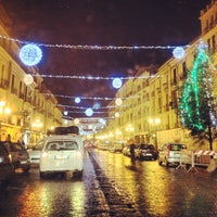 Photo taken at Corso Numistrano by Giovanni L. on 12/8/2012
