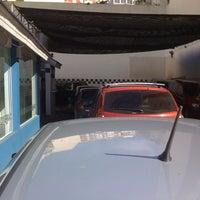 Photo taken at Mondrian Lava Autos by Ignacio V. on 4/13/2013