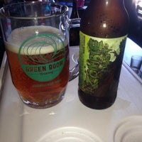 Photo taken at Green Room Brewing by Mark C. on 6/15/2013