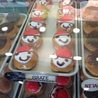 Photo taken at Krispy Kreme Doughnuts by Rhonda N. on 9/2/2013