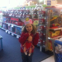 """Photo taken at Toys""""R""""Us by Nicole J. on 11/6/2012"""