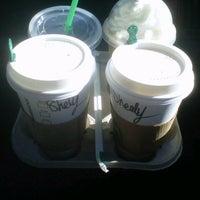 Photo taken at Starbucks by Camila S. on 2/24/2013