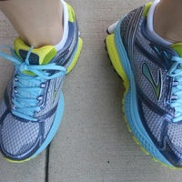 Photo taken at Wagner's RunWalk - Running Shoes and Apparel by Erin G. on 9/30/2013