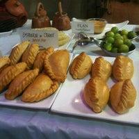 Photo taken at Las Americas Restaurant by Juni on 10/2/2012