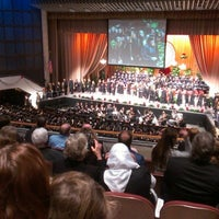 Photo taken at James W. Miller Auditorium by Sam U. on 12/15/2012