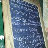 Photo taken at Failte Irish Pub by Steve D. on 12/12/2012