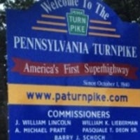 Photo taken at Pennsylvania Turnpike by 💜Shellie 💋 M. on 2/2/2014