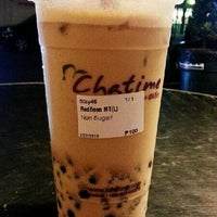 Photo taken at Chatime by Jhe S. on 7/22/2013