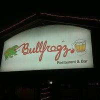 Photo taken at BullFrogz by Matt B. on 11/11/2012