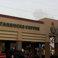 Photo taken at Starbucks by Mandy M. on 3/28/2014