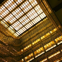 "Photo taken at NYU Bobst Library by ""Jack"" Barton L. on 3/10/2013"