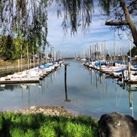 Photo taken at Coyote Point Yacht Club by Raviteja C. on 3/9/2014