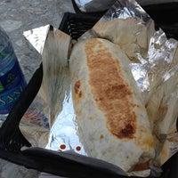 Photo taken at Burrito Del Rio Taqueria by Jenn S. on 10/1/2012