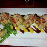 Photo taken at Orchid Asian Bistro by Jesse C. on 1/8/2013