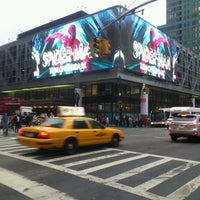 Photo taken at Port Authority Bus Terminal by ma_ s. on 9/28/2012
