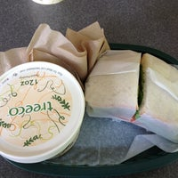 Photo taken at Sandwich Theory by Nina W. on 7/6/2013