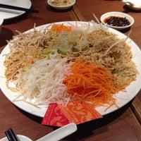 Photo taken at Crystal Jade Kitchen by Tan M. on 2/10/2014
