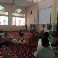 Photo taken at Masjid Al-Khasyi'in by Shahrin S. on 2/6/2016