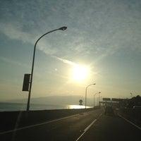 Photo taken at 西湘PA (上り) by Pitan_xx P. on 11/20/2012