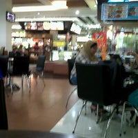 Photo taken at City Of Tomorrow Foodcourt by ditha a. on 11/8/2012