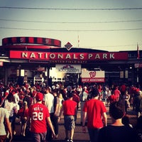 Photo taken at Nationals Park by Robert L. on 6/25/2013