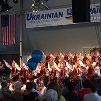 Photo taken at St. Josaphats Ukrainian Catholic Church by Patrick H. on 8/14/2015