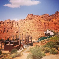 Photo taken at Tuacahn Center for the Arts by Eric B. on 4/15/2013