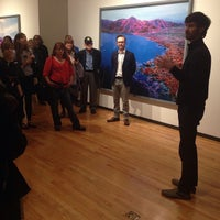 Photo taken at Museum of Contemporary Photography by Filter P. on 9/25/2014